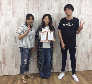 2019年7月28日(日)「ABCハンドセラピスト認定講座【東京】」開催の報告!