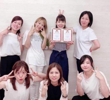 2019年7月28日(日)「ABCハンドセラピスト認定講座【名古屋・大阪・福岡】」開催の報告!