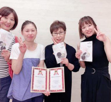 2019年8月25日(日)「ABCハンドセラピスト認定講座【名古屋・大阪・福岡】」開催の報告!