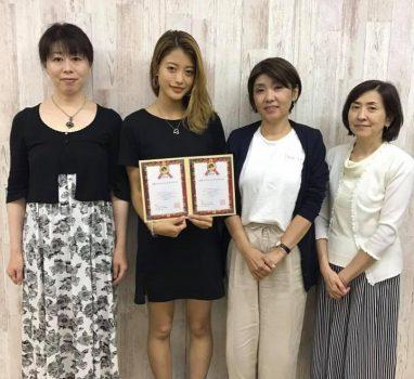 2019年8月11日(日)「ABCハンドセラピスト認定講座【東京】」開催の報告!