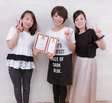 2019年8月7日(水)「ABCハンドセラピスト認定講座【名古屋・大阪・福岡】」開催の報告!