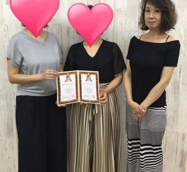 2019年8月5日(月)「ABCハンドセラピスト認定講座【東京】」開催の報告!