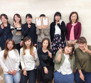 2019年10月27日(日)「ABCハンドセラピスト認定講座【名古屋・大阪】」開催の報告!
