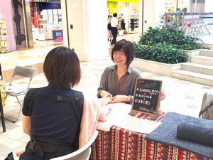 東京・池袋「ツキイチマルシェ」でイベント出店を行いました♪【サポート付き出店】